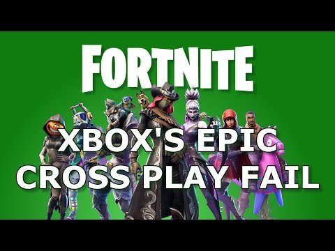 Fortnite Cross Play Doesn't Work With Xbox Child Accounts