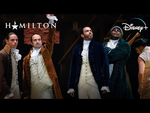 Hamilton   Streaming Exclusively July 3   Disney+