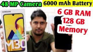 My New Phone Samsung Galaxy M30s unboxing | Samsung Galaxy m30s 6000mAh battery | M30s 48MP Camera