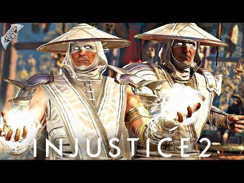 Injustice 2 Online - GOD OF THUNDER RAIDEN!