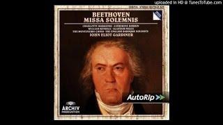 5/5 - Agnus Dei -  Beethoven missa solemnis in D op. 123 - Gardiner - The Monteverdi choir