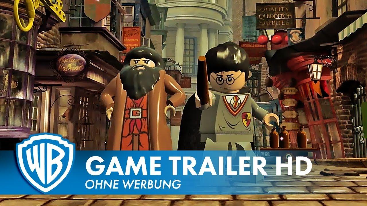Lego Harry Potter Collection Trailer Deutsch Hd German 2018 Youtube