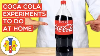 Cool Science Experiments With Coca Cola | Amazing Science Experiments | Lab 360