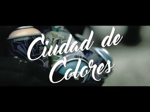 Ciudad de Colores - Corto Documental Graffiti (Tepic Nayarit)
