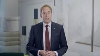 Поздравление Йохана Розенберга с новым званием Исполнительный директор Орифлэйм