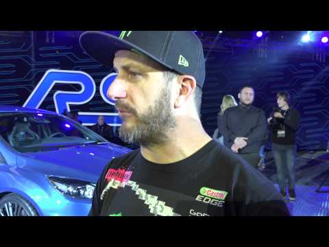 [4k] Ken Block interview by Gustav on the videos and the Ford Focus RS