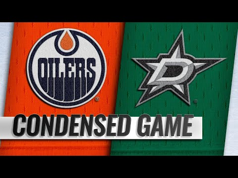 12/03/18 Condensed Game: Oilers @ Stars