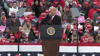 🔴 Watch LIVE: President Trump Make America Great Again Rally in Waterford Township, MI 10-30-20