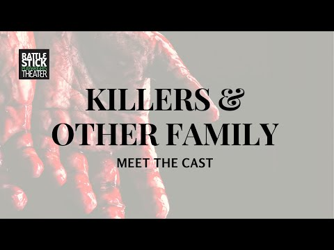 Killers & Other Family  with Aya Cash and Shane McRae