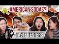 WEIRD SODA FLAVOURS?! | Taste Testers | EP 3