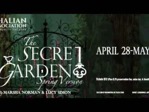 Selections from The Secret Garden, Spring Version