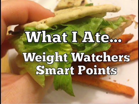 what i ate on weight watchers smart points 1 4 16 youtube. Black Bedroom Furniture Sets. Home Design Ideas