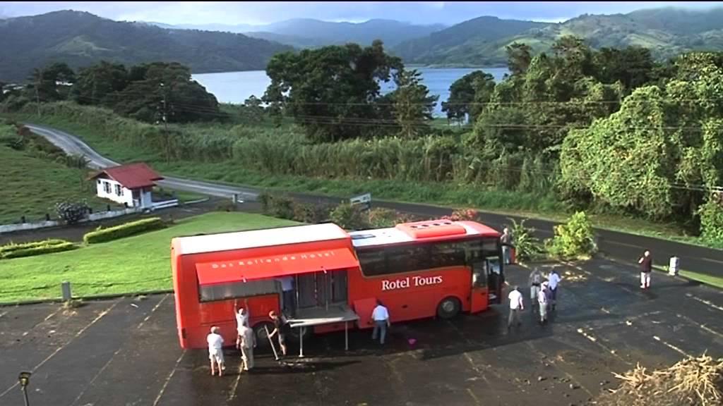 Rotel Tours: Naturparadies Costa Rica - Panama - YouTube