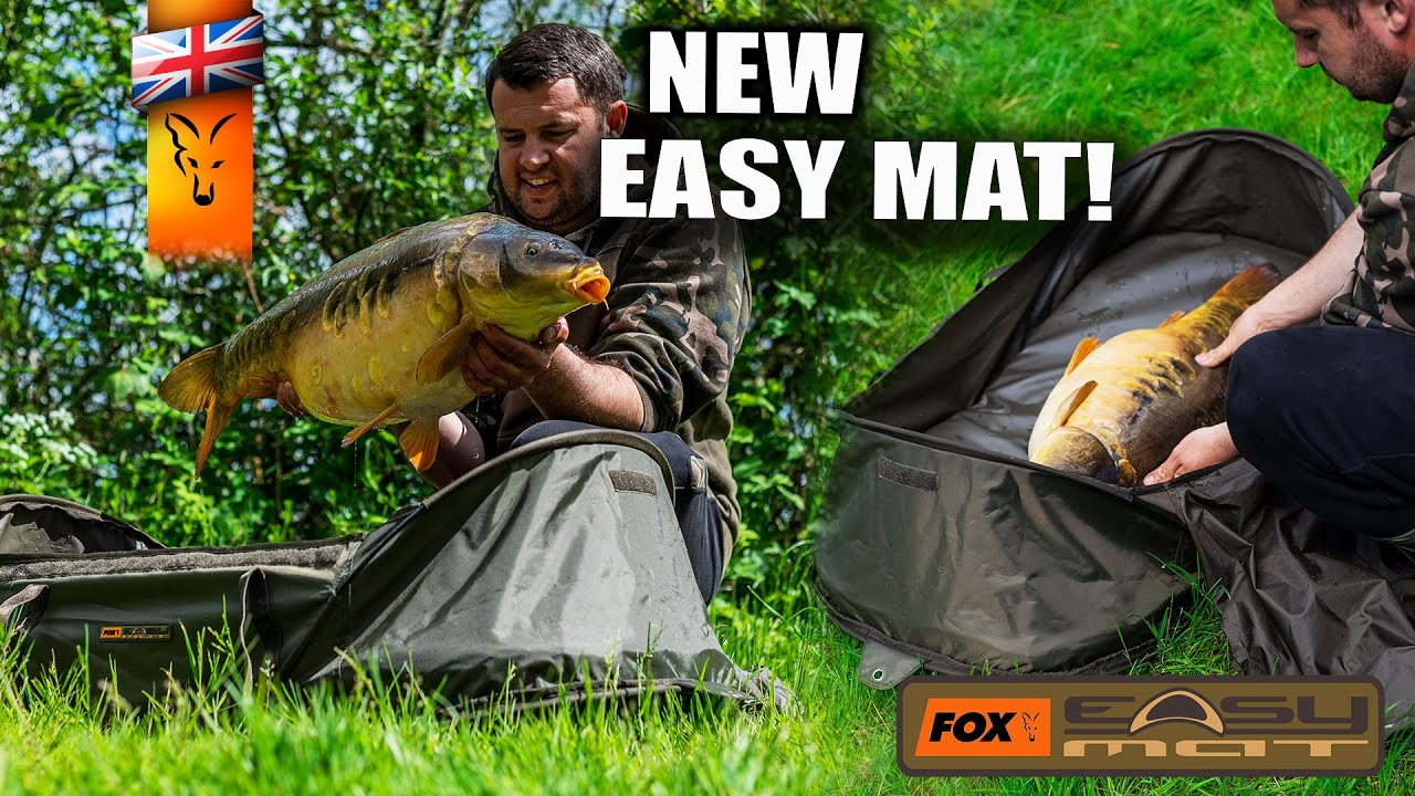 IMPROVED EASY MAT | Carp Care (Unhooking Mats) | Carp Fishing