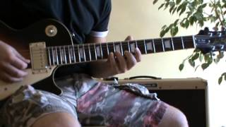 Santana - I Love You Much Too Much guitar lesson with TAB