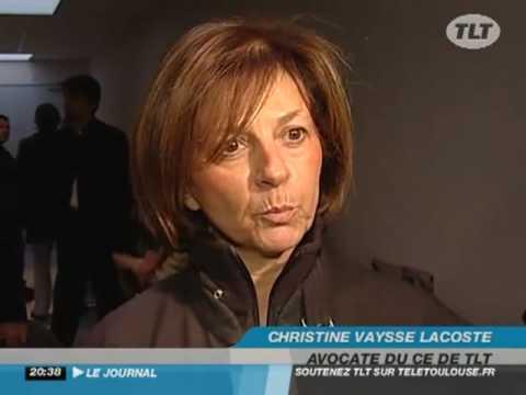 Toulouse : La chaine TLT au tribunal de commerce