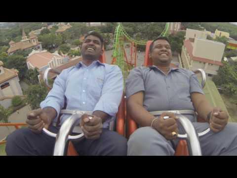 Wonderla Bangalore Sunkid Recoil Sai