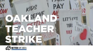 Oakland Teacher Strike: A closer look at a few of the issues