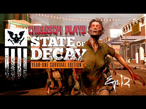 "State of Decay YOSE Ep.12 ""Clearing the neighbourhood!"""
