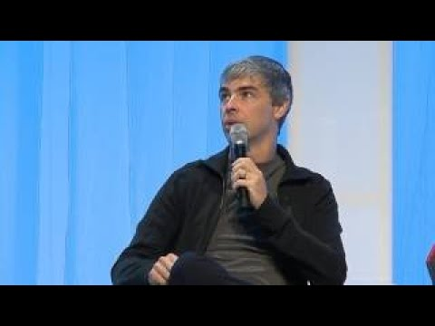 Google Founders Interview Larry Page and Sergey Brin