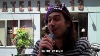 Les Naive New Beaters ouvrent pour les Smashing Pumpkins à Paris et Nantes
