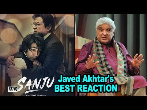 Watch Javed Akhtar's BEST REACTION to...