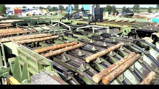 Bautex - Лесопильное и деревообрабатывающее оборудование из Германии и Европы