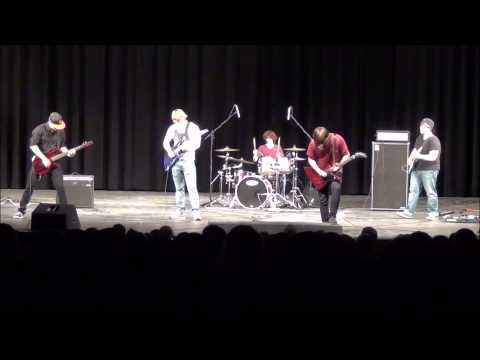 Not Ready to Die - Avenged Sevenfold (School Talent Show) HD