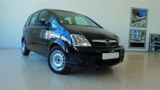 тест драйв Opel Meriva A  2008 г