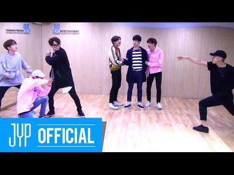 """GOT7 """"HOME RUN"""" Dance Practice (Boyfriend Ver.)"""