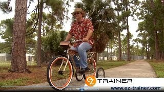 EZ Trainer Adult Training Wheels - Renew the Pleasure of Cycling