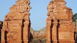 Ruinas de San Ignacio-Misiones-Argentina-Producciones Vicari.(Juan Franco Lazzarini)
