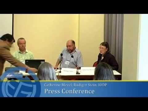EGU2009: The Future of IODP (Press Conference)