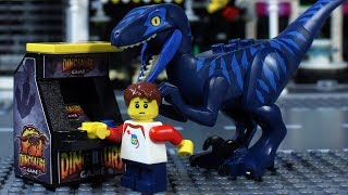 LEGO JURASSIC WORLD ARCADE 8