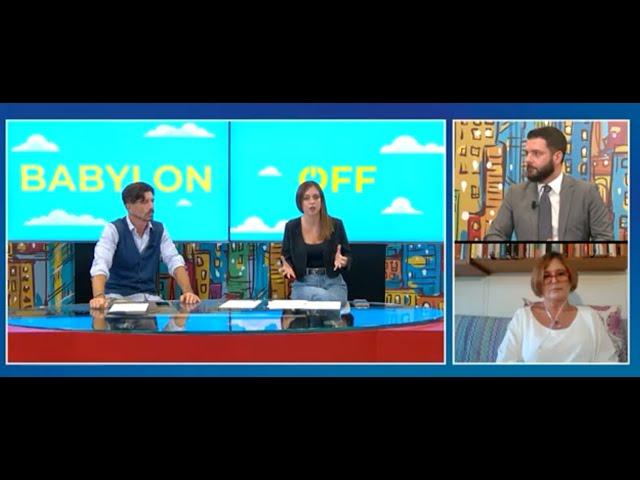 BABYLON OFF - Se la televisione parla di femminicidio