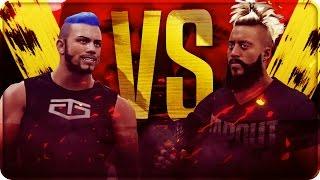 INSULTARE L'AVVERSARIO PER CONQUISTARE LA FOLLA ! [WWE2k17] thumbnail