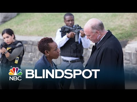 Blindspot - Face-Off: FBI vs. CIA (Episode Highlight)