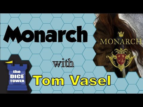 Monarch Review - with Tom Vasel