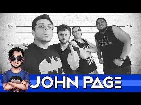 The Derp Crew Goes to Prison | John Page