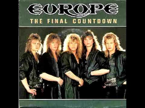 THE FINAL COUNTDOWN-EUROPE [ORIGINAL]