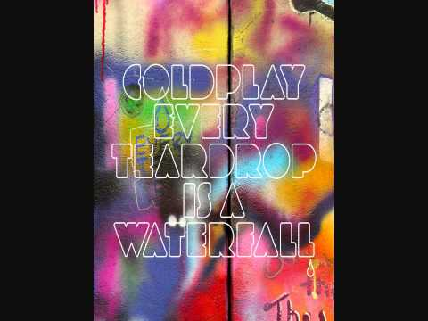 Coldplay - Every Teardrop Is A Waterfall [Ringtone Download]