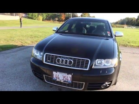 Audi S B V Review Memory Seats In A Manual Car Must - 2004 audi s4 review