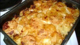 Приготовление сосисок с картофелем в духовке/ Лёгкий рецепт / Как приготовить сосиски в духовке