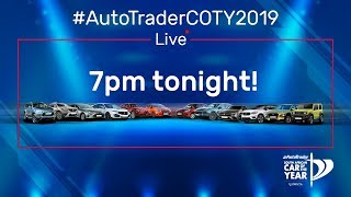2019 AutoTrader Car of the Year - winner announcement live from the event