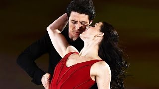 Tessa Virtue, Scott Moir Dance to The Tragically Hip's 'Long Time Running' at 2018 Olympics Gala