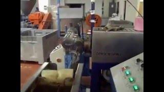 пластиков, резины экструдер машины, производство