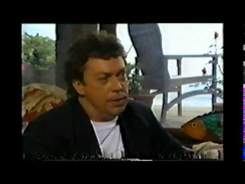 Tim Curry Interview - Twiggy's People - 1998 - Full -  Better Quality