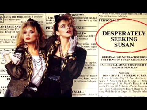 DESPERATELY SEEKING SUSAN - Full Soundtrack by Thomas Newman (1985)