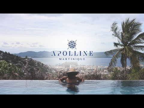 VLOG #5 | APOLLINE MARTINIQUE - HOTEL PARTICULIER CREOLE