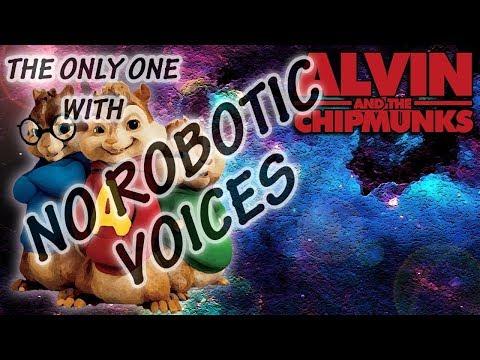 CHIHUAHUA - DJ BoBo (ORIGINAL Alvin And The Chipmunks) - NO ROBOTIC VOICES